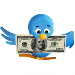 twitter making money
