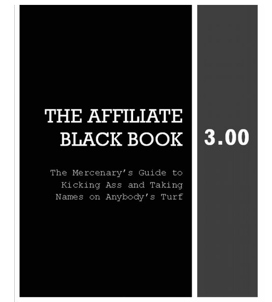 .X. Affiliate Black Book 3.0 Warrior Forum Review