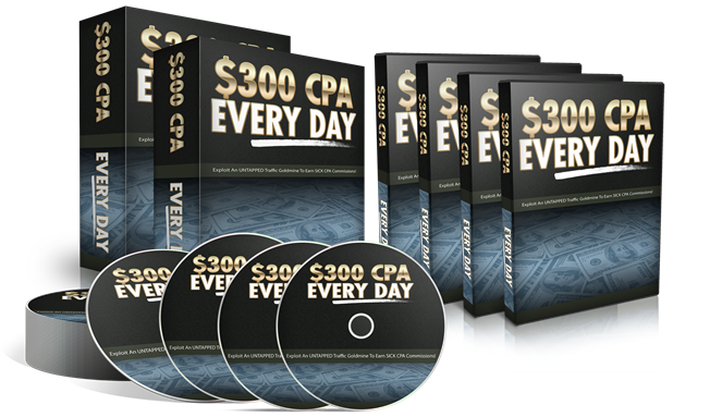 300 cpa every day warrior forum review