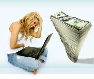 make money online advertising business
